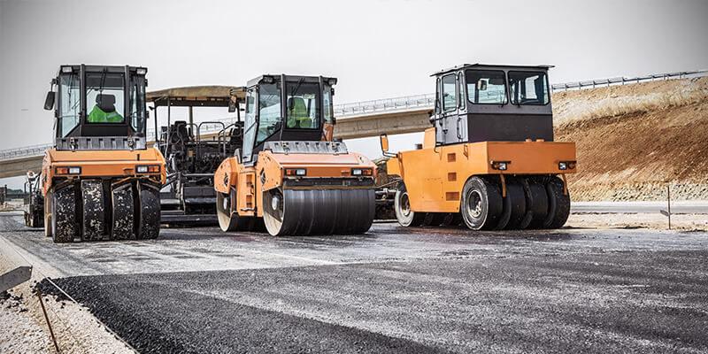 Maszyny budowlane i drogowe