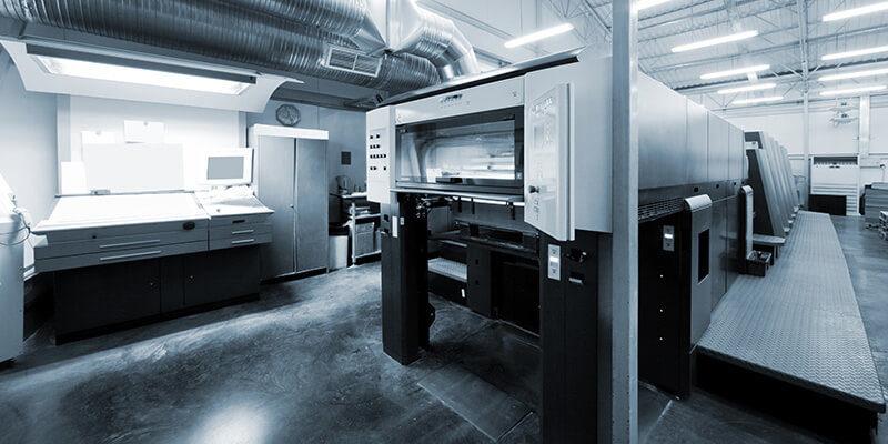 Maszyny poligraficzne i drukarskie