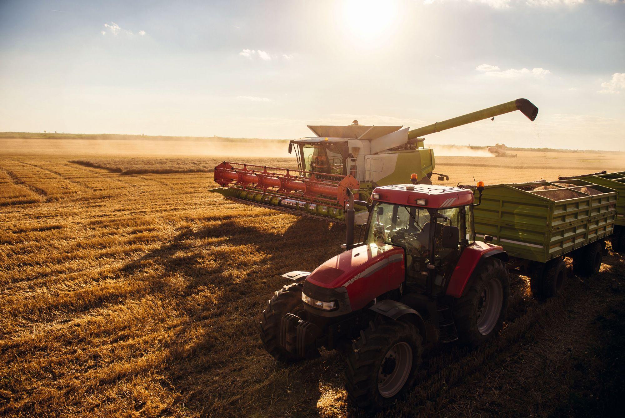 leasing maszyn rolniczych