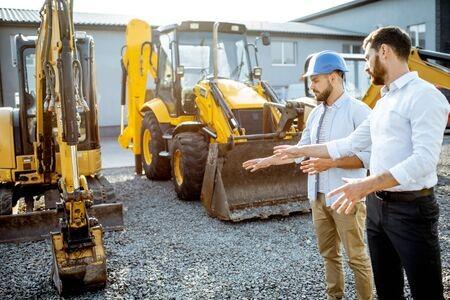 Leasing maszyn budowlanych - maszyny budowlane i drogowe 1