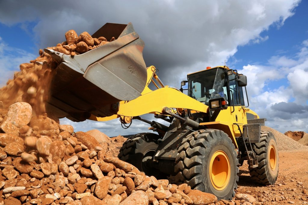 Leasing maszyn budowlanych - maszyny budowlane i drogowe 2