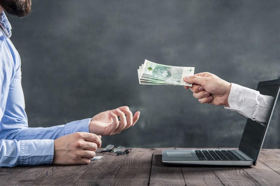 pożyczka na dowód online obraz 2