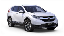 honda cr-v leasing obraz